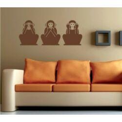 Falmatrica - Majmok, 115 x 46 cm