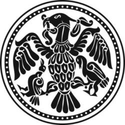 Falmatrica - Turul madár, 58 x 58 cm