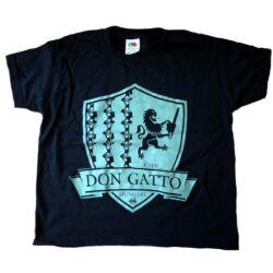 Don Gatto címer gyerekpóló