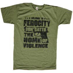Don Gatto - Welcome To Ferocity póló / t-shirt