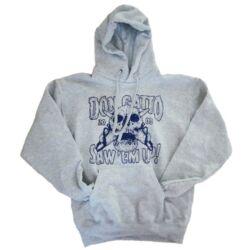 Don Gatto Saw 'em Up! pulcsi / hoodie, szürke