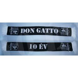 Don Gatto sál - 10 év / scarf - 10 years