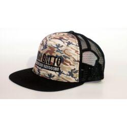 Don Gatto baseball sapka / cap  -  terep / fekete - camouflage / black