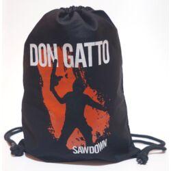 Don Gatto Sawdown tornazsák / gymsac