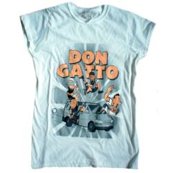 Don Gatto Turné csajpóló / girlie