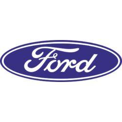 Falmatrica / faltetoválás, Ford 133 x 46 cm