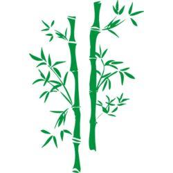Falmatrica / faltetoválás - bambusz 46x68 cm