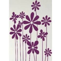 Falmatrica / faltetoválás - rét, 46 x 65 cm