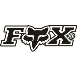 Falmatrica / faltetoválás, Fox 134 x 46 cm