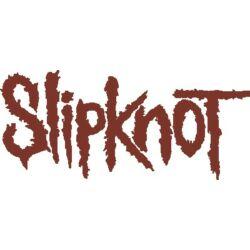 Falmatrica, faltetoválás - Slipknot, 105 x 46 cm